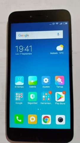 Vendo Xiomi Redmi Note 5a 800