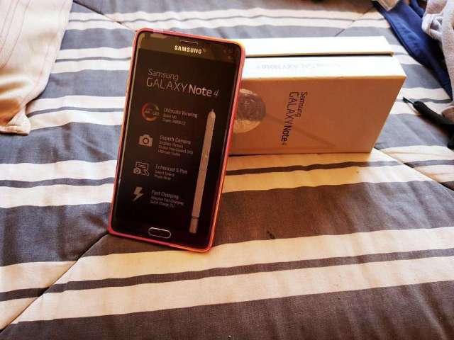 Samsung Note 4 Homologado