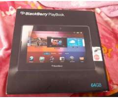Tablet Nueva Charlable Blackberry