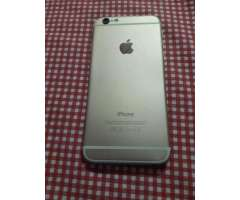 Un iPhone 6 Normal 64Gb