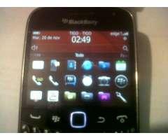 vendo blackberry bold 9930