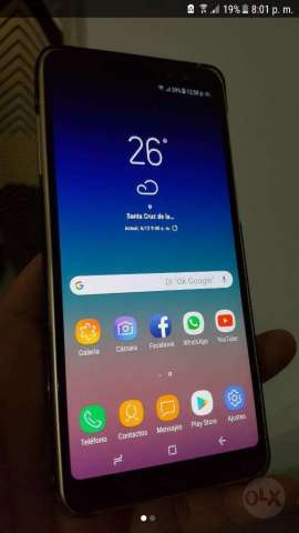 Samsung A8 Lte Excelente 2018