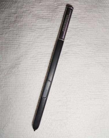 S Pen lápiz del Samsung Galaxy Note 3  negro