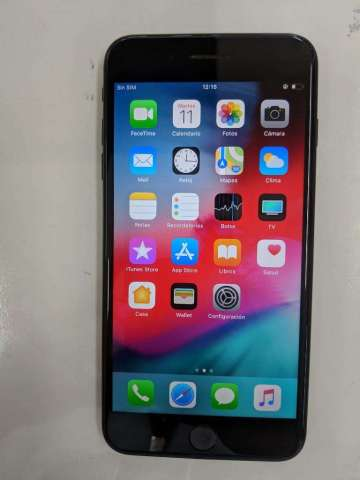 iPhone 7plus 128gb Seminuevo Impecable