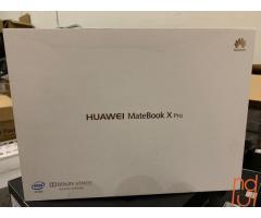 New Huawei Laptop MateBook X Pro