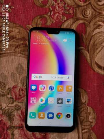 Huawei P20 Lite Nuevo Solo Equipo
