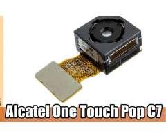 camaraTrasera c7 Alcatel y colocacion incluida a 50bs .