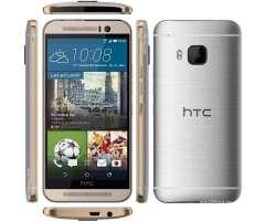 HTC ONE M9 EN CAJA SIN ACCESORIOS LIBRE DE REGISTRO