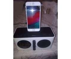 iPhone 6 Plus 64gb Parlante Radioreloj