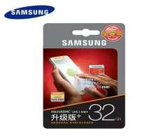 Memoria Micro Sd de 32gb. Samsung