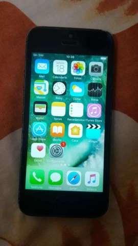 iPhone 5 de 32 Gigas Solo Da Señal Datos