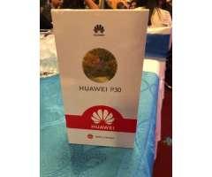 Vendo Huawei P30 Normal