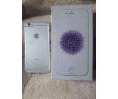 Vendo iPhone 6 de 16 Gb libre d icloud