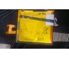 En venta bateria original sony M2 en buen estado a 110bs negociable