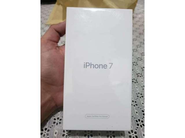 iPhone 7 Rose Gold de 256gb