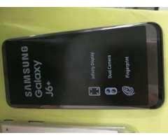 Samsung Galaxy J6 Plus Nuevo Hay Colores