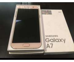 Celular Samsung A7 Libre de Registró
