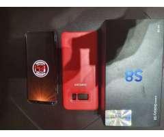 Vendo Celular Samsung S8 Homologado