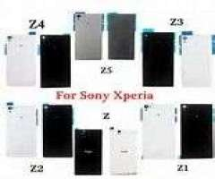 Sony Xperia Cover Trasero de la Serie Z