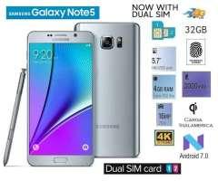 Galaxy Note 5 Dual Sim