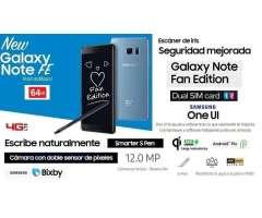 Galxy Note FE  Dual Sim