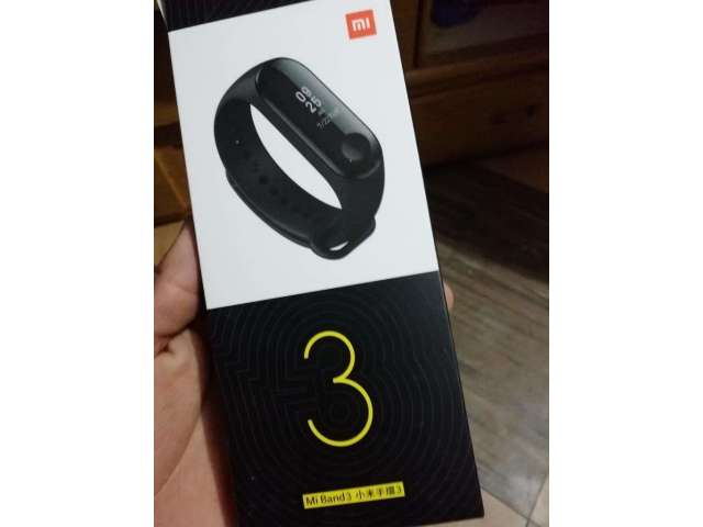 Ultimo Original.. Xiaomi Band 3
