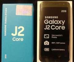 490bs Nuevo de Paquete Samsung J2 Core