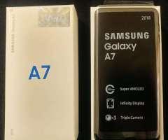 1900bs Samsung A7 2018 Nuevo