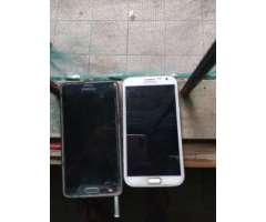 Vendo Samsung Note 4y2 Repues