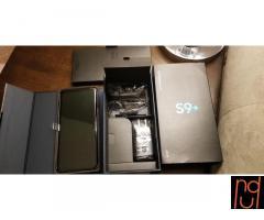 Galaxy S9 plus con 256GB micro-SD, Dual-SIM