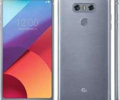 LG G6 DE 32GB Y 4 DE RAM EN CAJA LIBRE