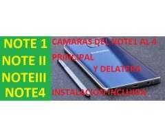 CAMARAS NOTE 1 AL 4 . WASP 67784972