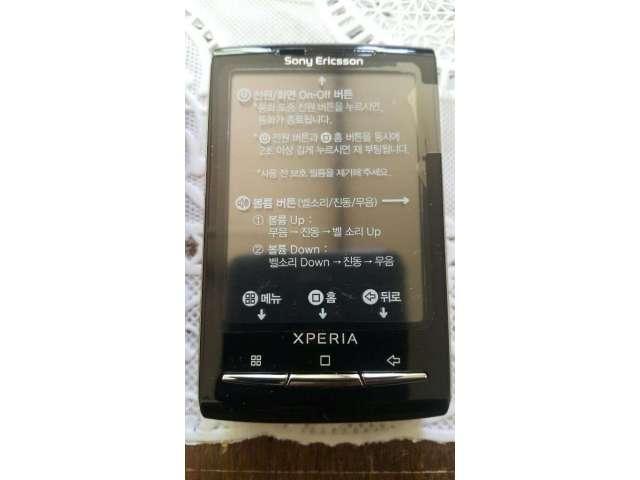 Celulares Sony Ericsson X10 Míni