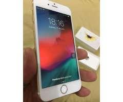 Vendo iPhone 6S 64GB DORADO