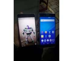 Un P9 Huawei Y Un Z4 Sony (ambos 32 Gb)
