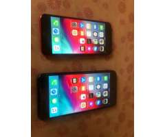 iPhone 8 de 64 Y iPhone 7 Plus de 128