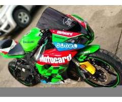 Moto Ninja Zx6R