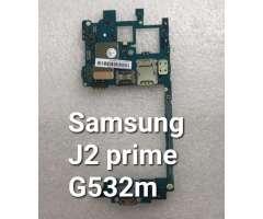 Tarjeta Logica Samsung J2 Prime Sm-g532m