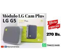 Nuevo Modulo Lg Cam Plus para Lg G5