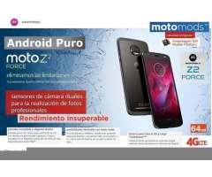 Motorola Z2 Force Americano