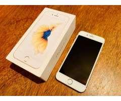 iPhone 6s 128gb gold, perfecto estado