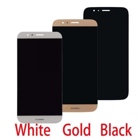 Pantallas Huawei Honor Y6ll Dorado,Negro y Blanco