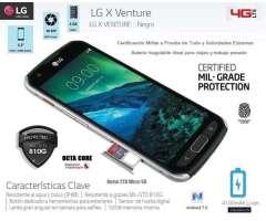 LG X Venture un SmartPhone Indestructible