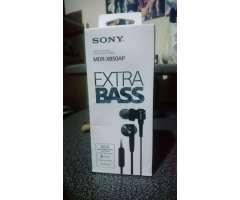 Audífonos Sony Extra Bass de Eeuu