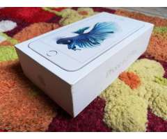 iPhone 6s Plus de 16 Gb, en Caja 2.000bs