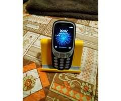 Nokia 3310 Original Nuevo