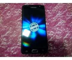 Galaxy J7 Prime con vidrio y case