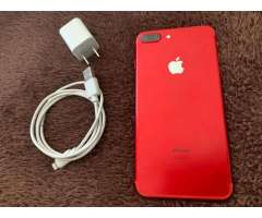 iPhone 7 Plus 256gb RED
