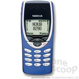 Compro  Nokia 8290