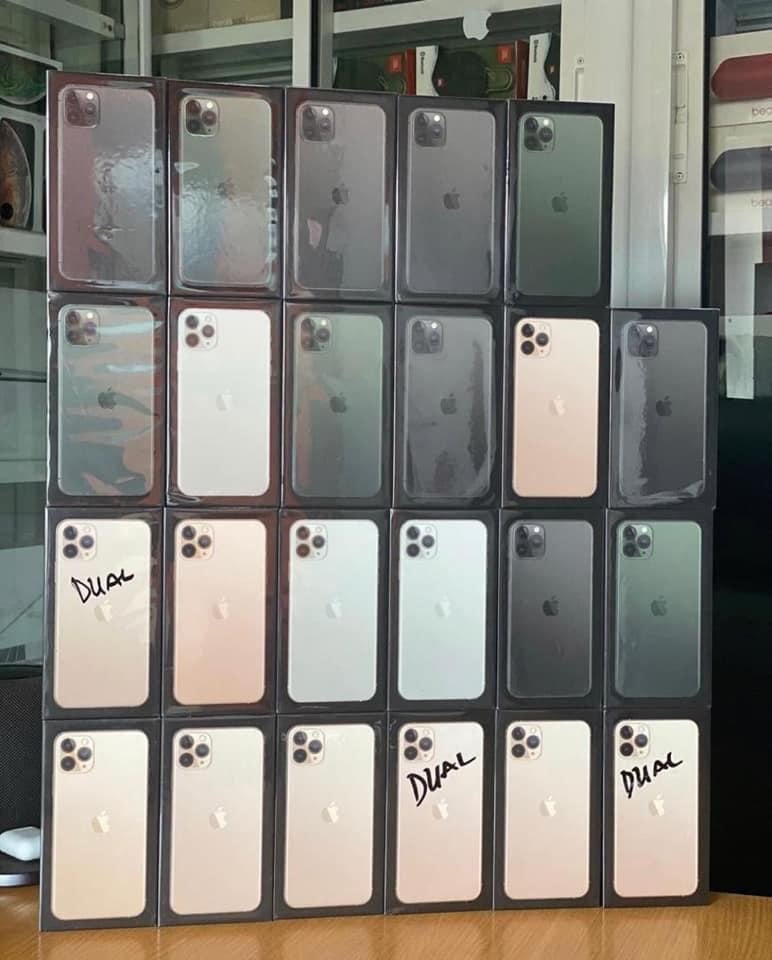 Apple iPhone 11 Pro Max - 256GB -Unlocked)